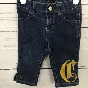 Coogi Girls Jeans Size 2T